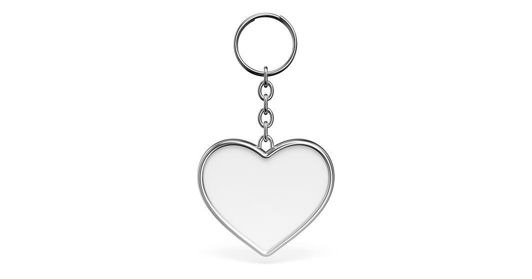 Zawieszka wkształcie serca
