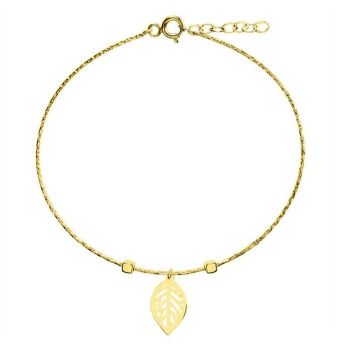 Bransoletka złota próba 585 3